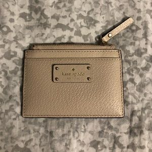 Kate Spade Adi Grove Street Leather Card Wallet